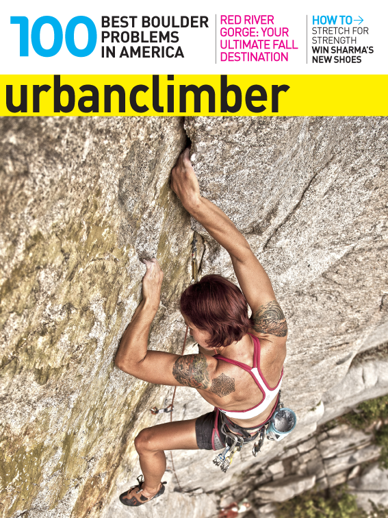 UCCover1 Women Rock Climbers